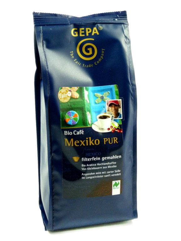 mexiko rohkaffee aroma