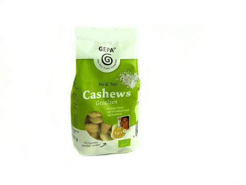 BIO Cashew Kerne Nüsse Fair Trade