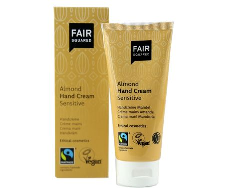 FAIR SQUARED Handcreme Sensitive