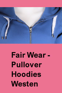 Fair Wear Hoodies, Westen & Pullover - rubycorn shop